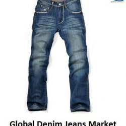 Adoption of Sustainable Manufacturing By Retailers To Drive The Growth Of Global Denim Jeans Market