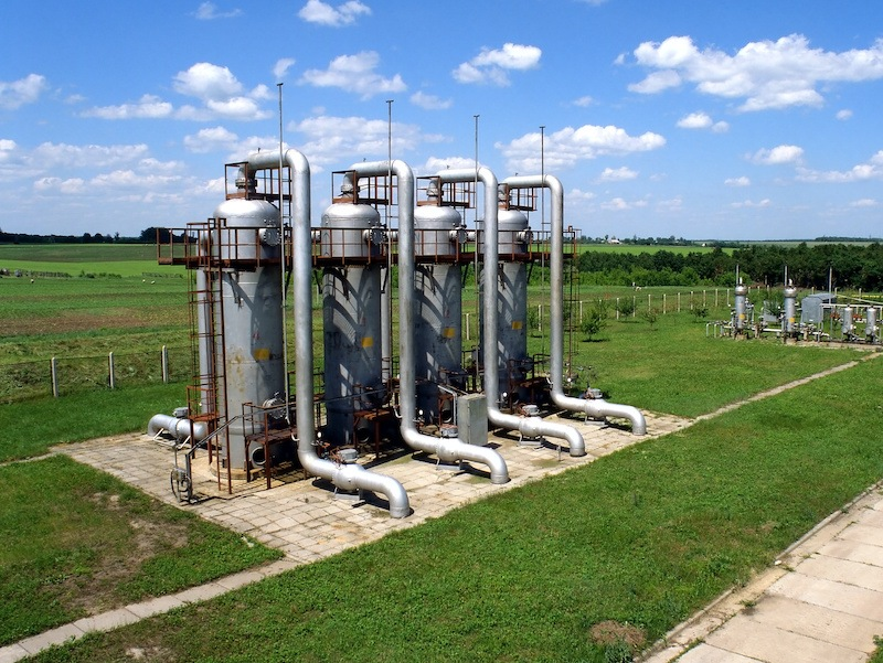 Natural Gas Storage Market